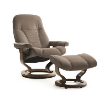 Consul (Medium) Chair & Stool