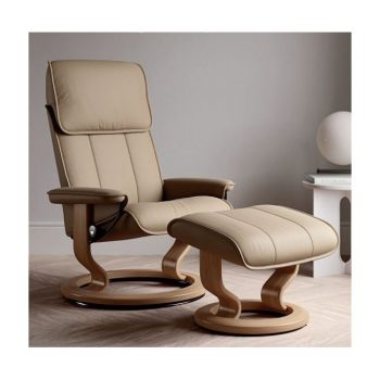Admiral Chair and Stool (Classic base)